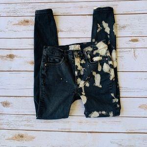 Free People custom skinny jeans